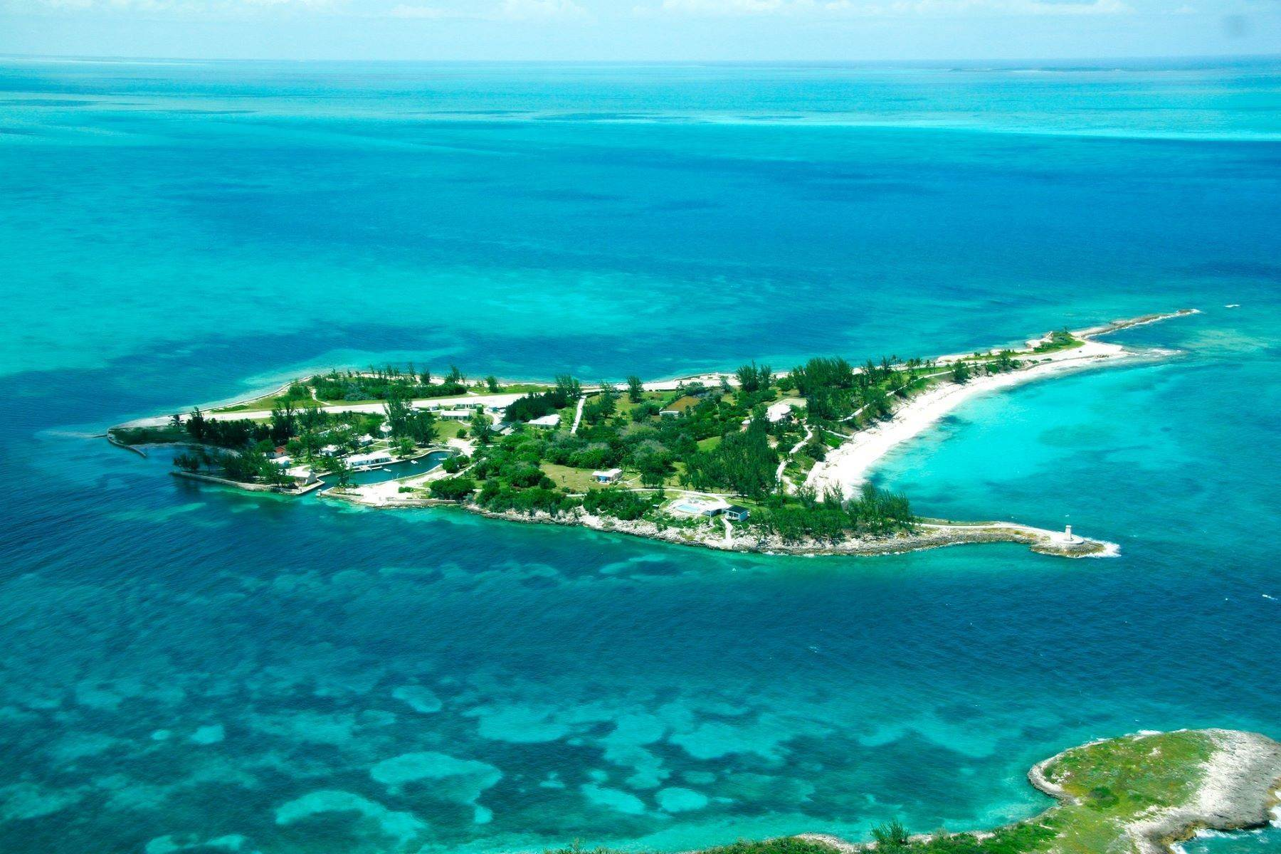 Private Islands for Sale at Whale Cay, Berry Islands Bahamas