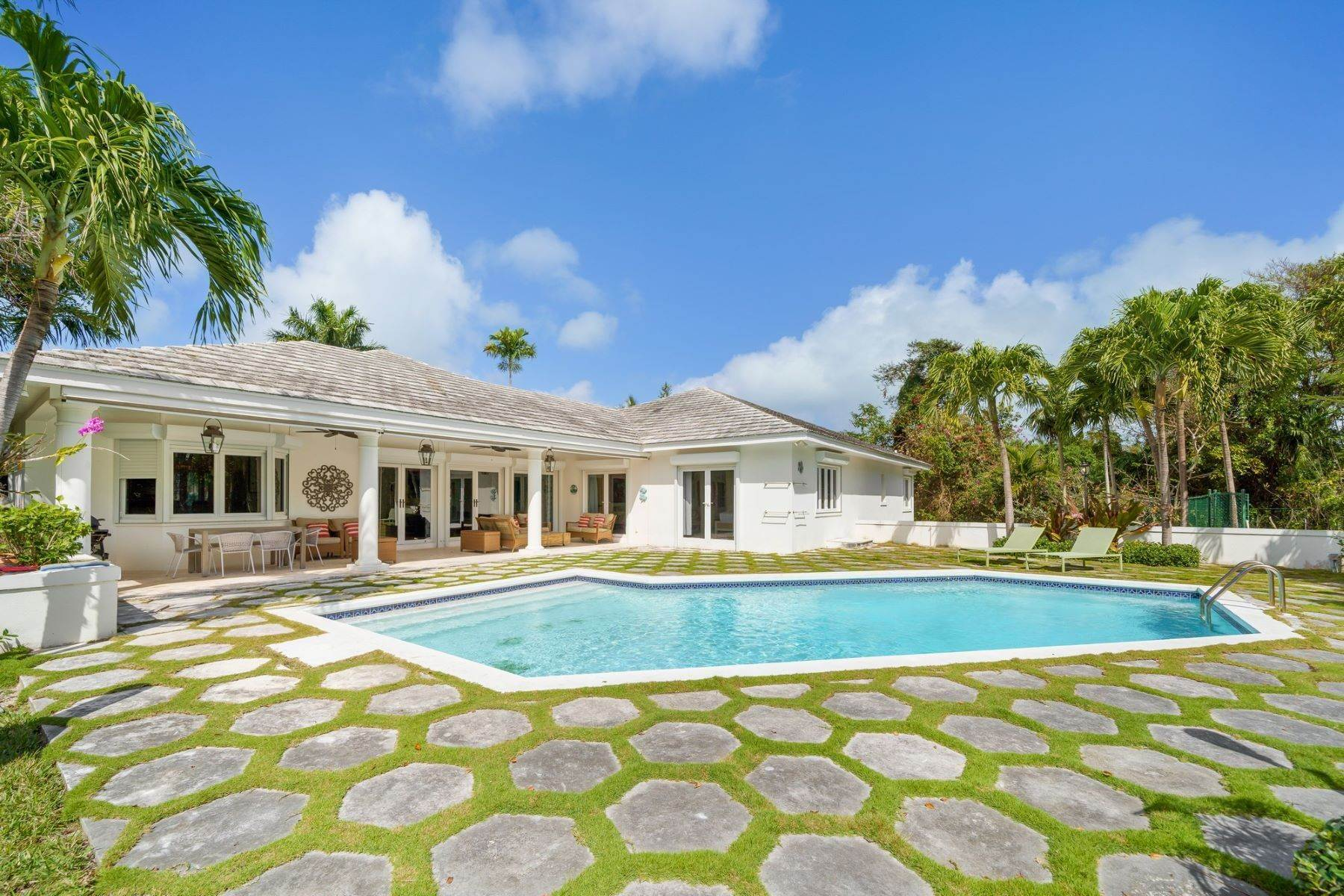 Single Family Homes for Sale at Lyford Cay, Nassau And Paradise Island Bahamas