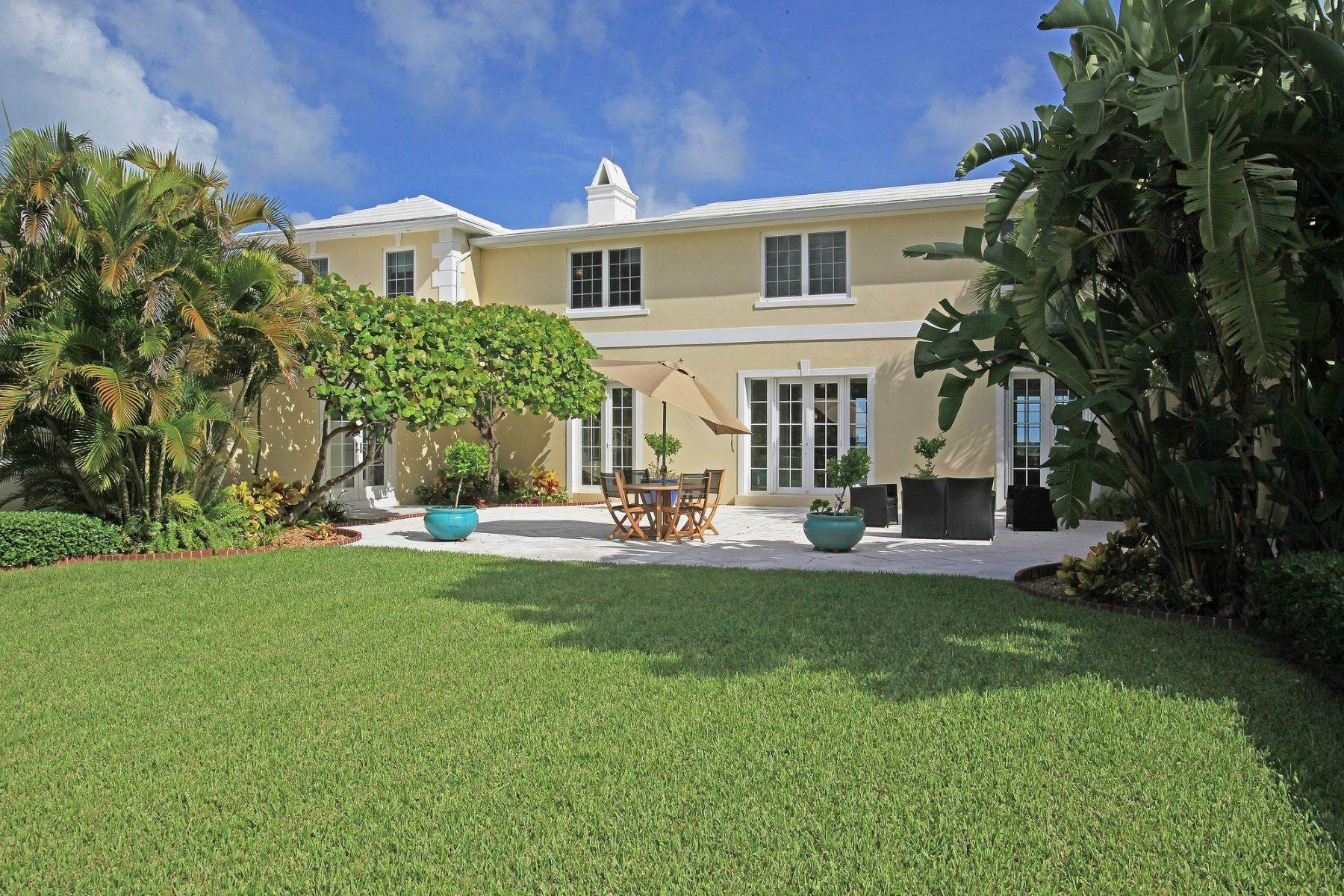 Single Family Homes à Lyford Cay, New Providence/Nassau Bahamas