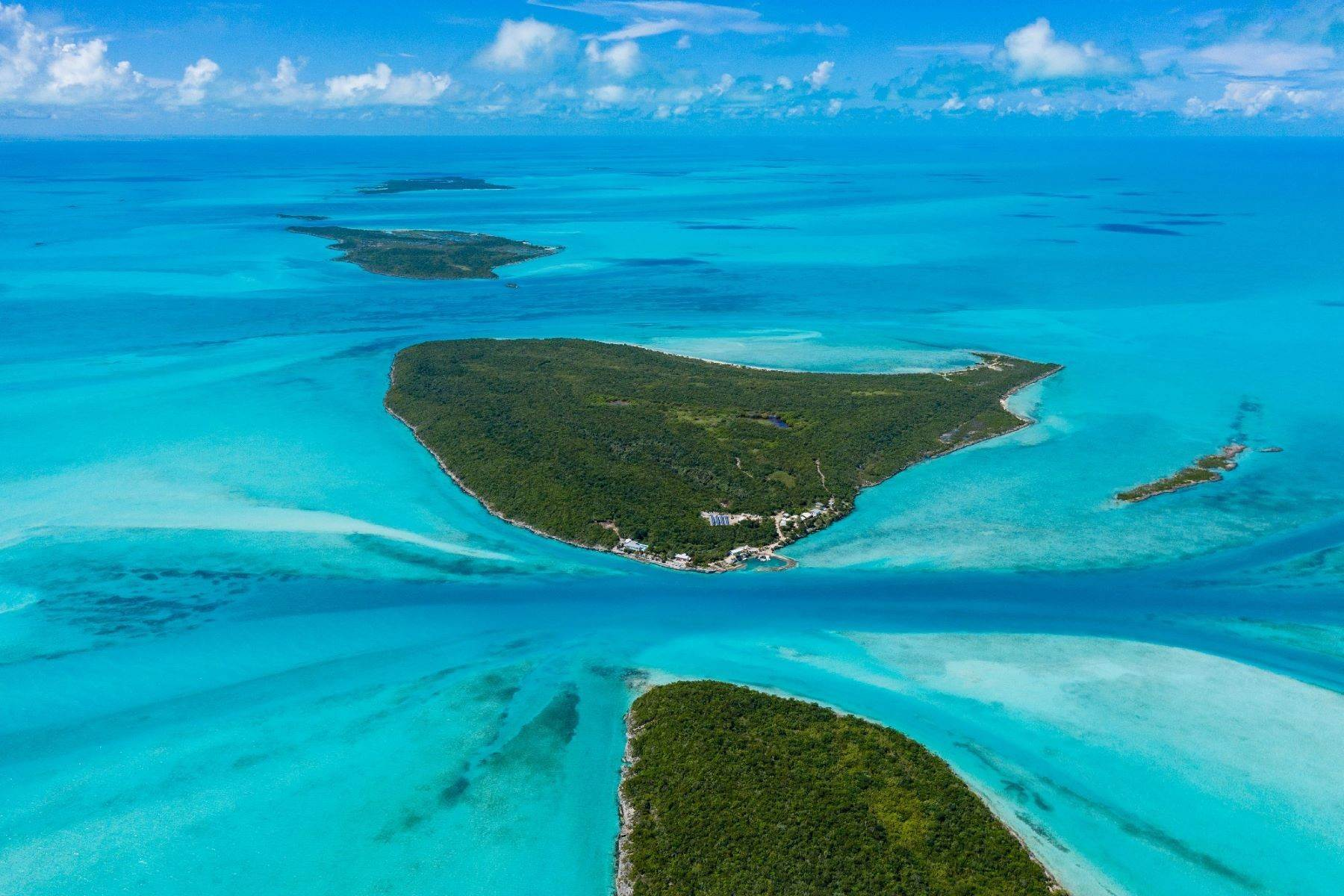 Private Islands pour l Vente à Exuma Cays, Exuma Bahamas