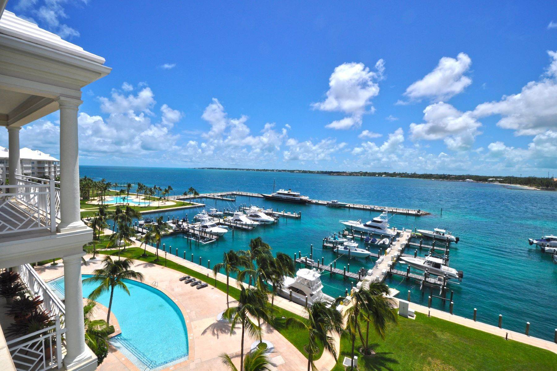 Condominiums for Sale at Ocean Club Residences & Marina Penthouse D6.1 Ocean Club Residences and Marina, Paradise Island, Nassau And Paradise Island Bahamas