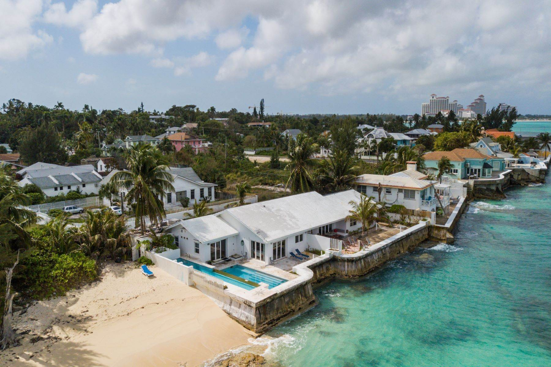 Single Family Homes for Sale at Cable Beach, Nassau And Paradise Island Bahamas