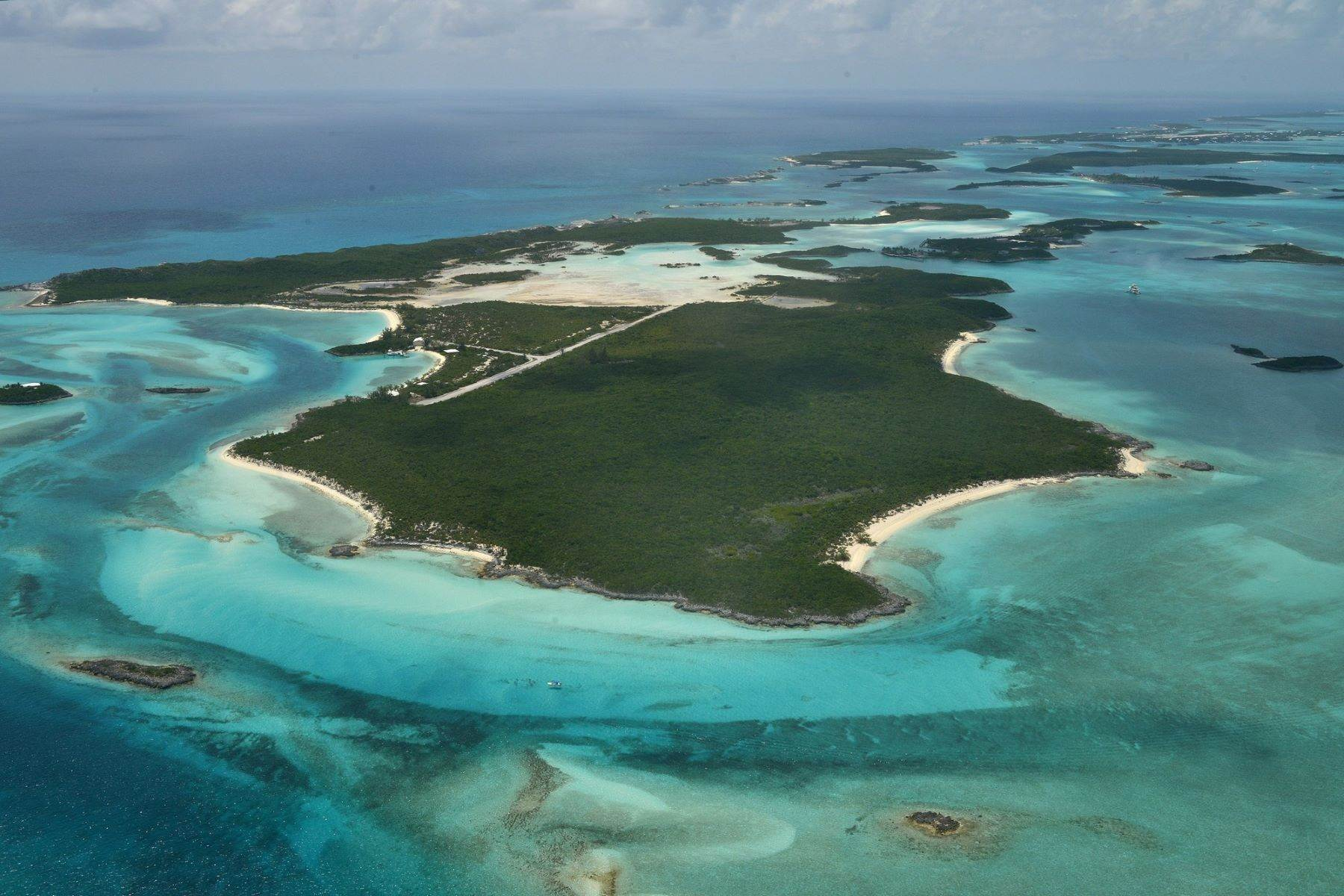 Private Islands pour l Vente à Sampson Cay, Exuma Cays, Exuma Bahamas