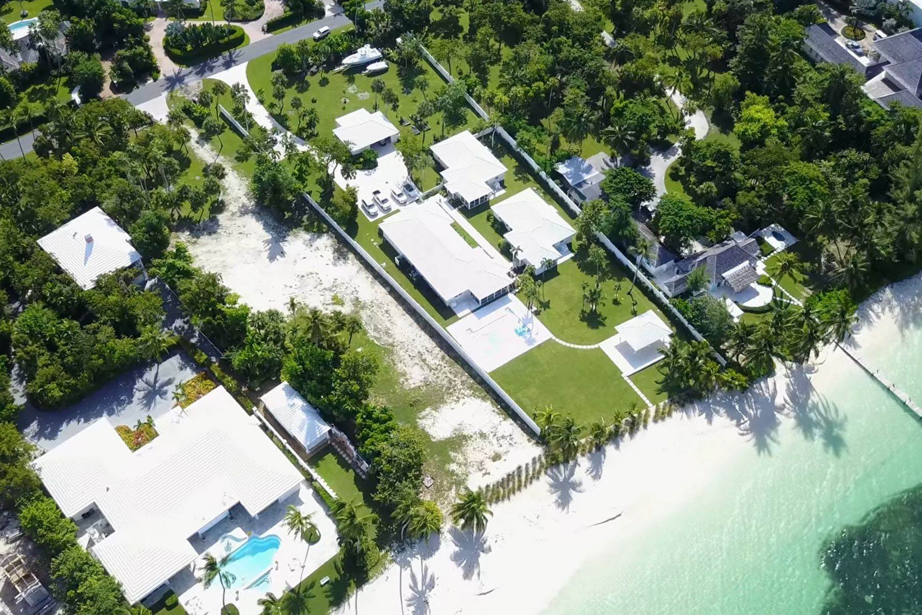 Land for Sale at Lyford Cay, Nassau And Paradise Island Bahamas