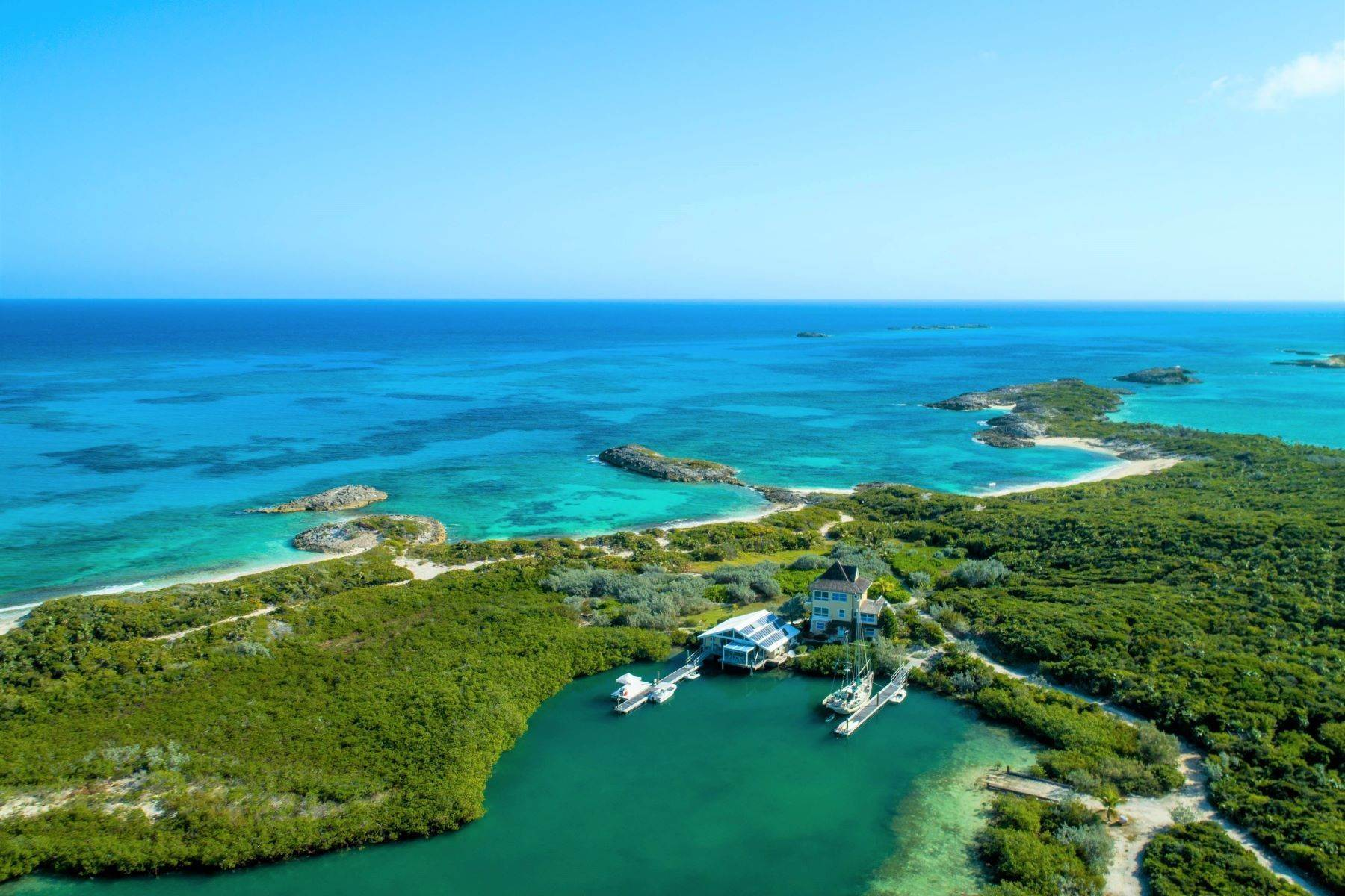 Private Islands for Sale at Top of the World Georgetown, Exuma Bahamas